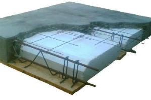 Устройство монолитных плит перекрытия