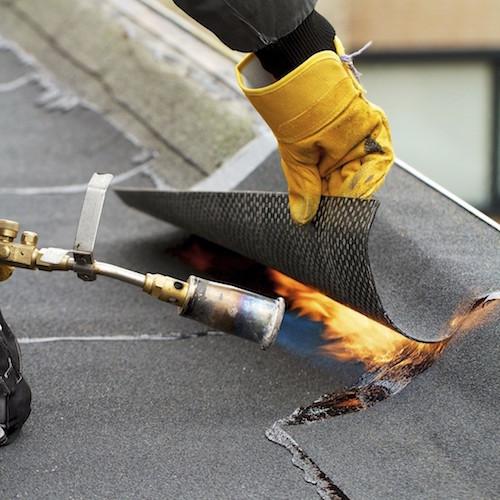 Технология монтажа крыши мягкой плоской кровлей