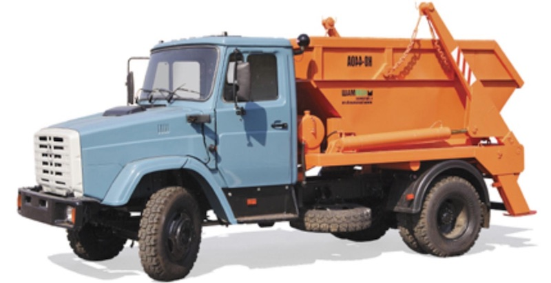 Вывоз строительного мусора в Минске недорого